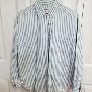 Solutions Button Up Long Sleeve